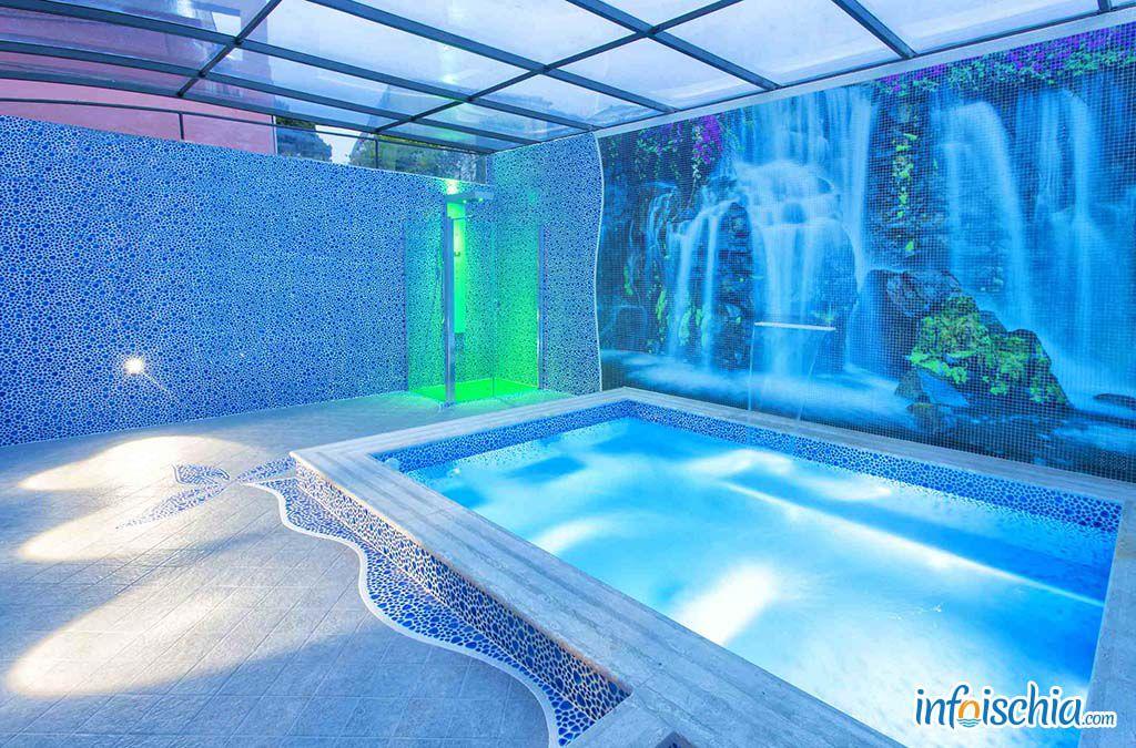 Hotel Eden Park Forio d'Ischia - La piscina coperta
