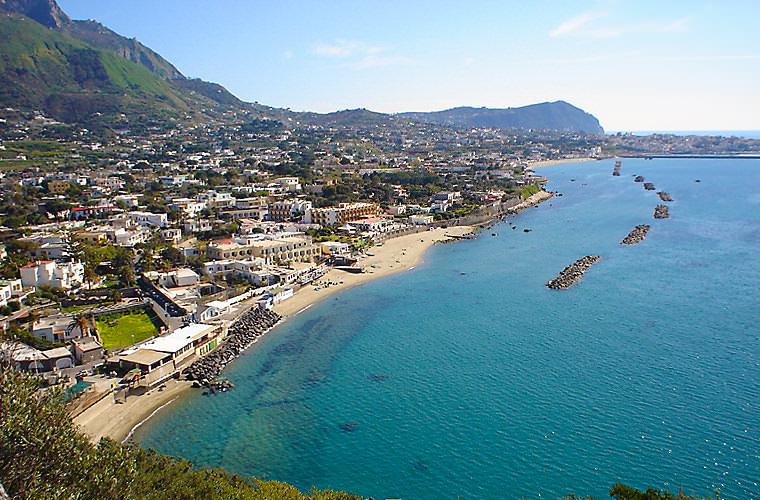 Spiaggia di San Francesco - Forio d' Ischia