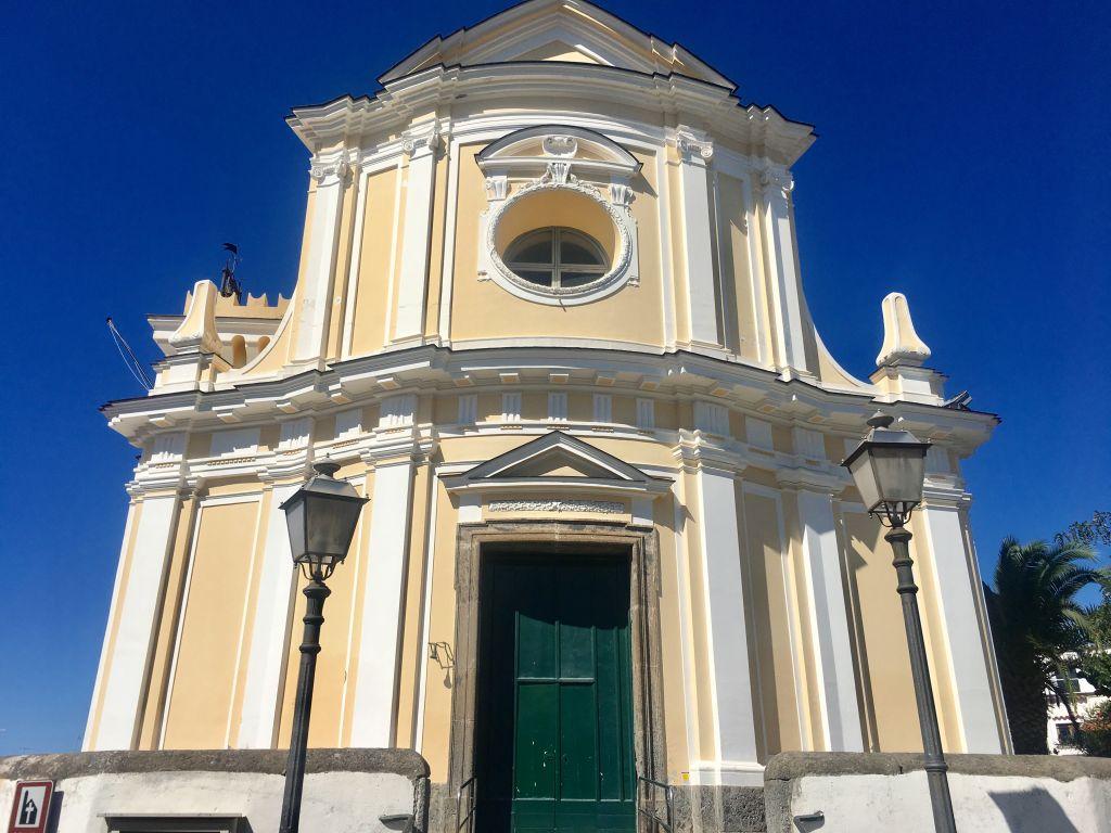 Chiesa di San Pietro Isola d'Ischia
