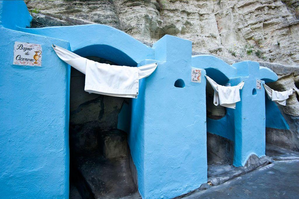 Parchi Termali Ischia - Terme di Cavascura