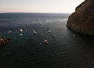 Baia di Sorgeto Forio Ischia