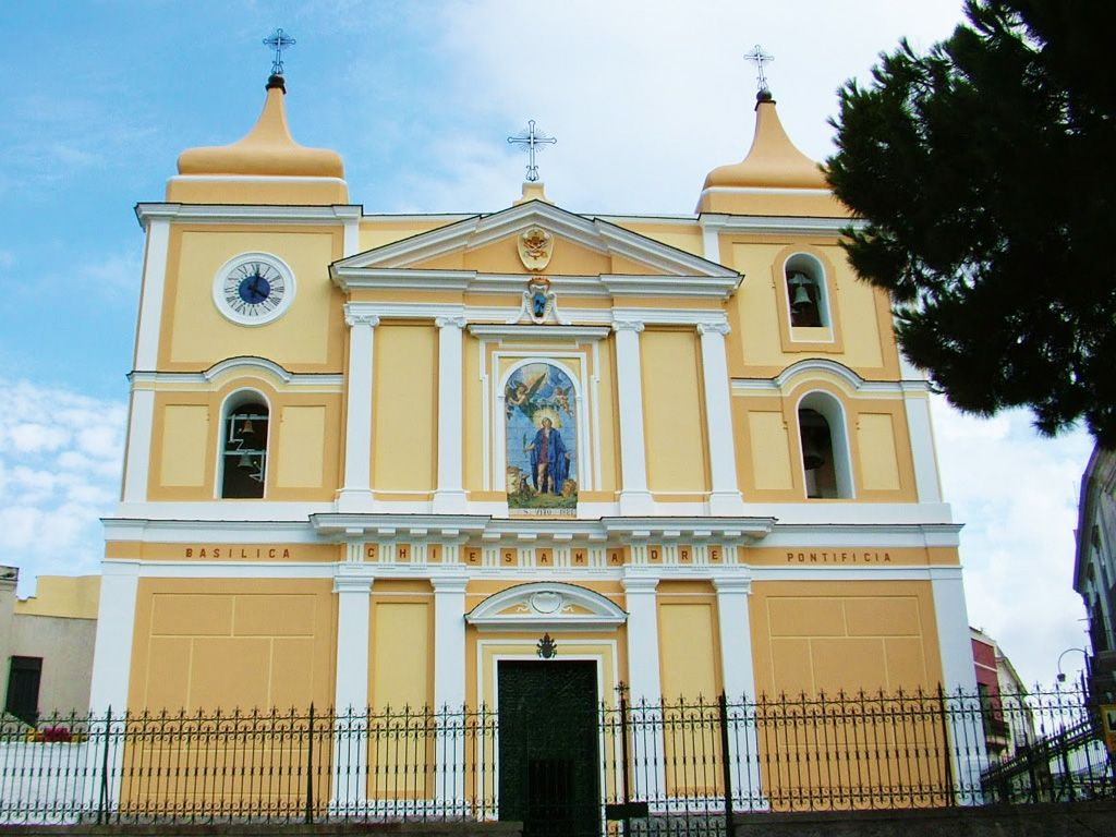 chiesa di san vito forio ischia