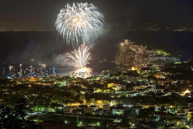 Mete Ischia - festa di sant'anna