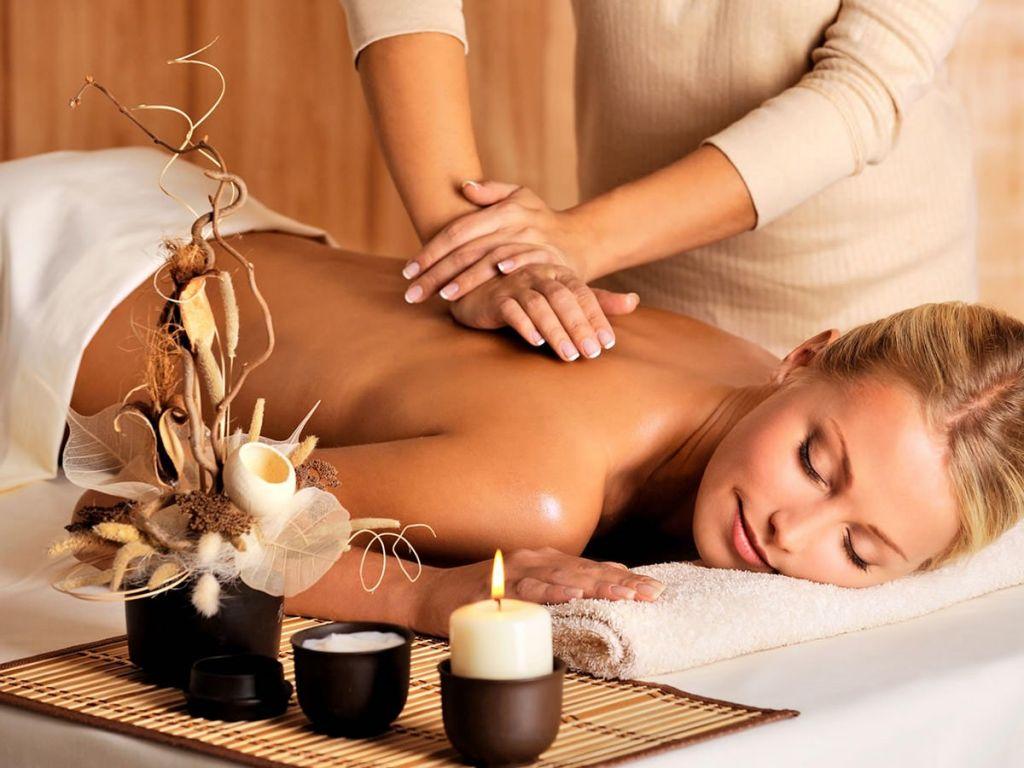Massaggio relax Ischia