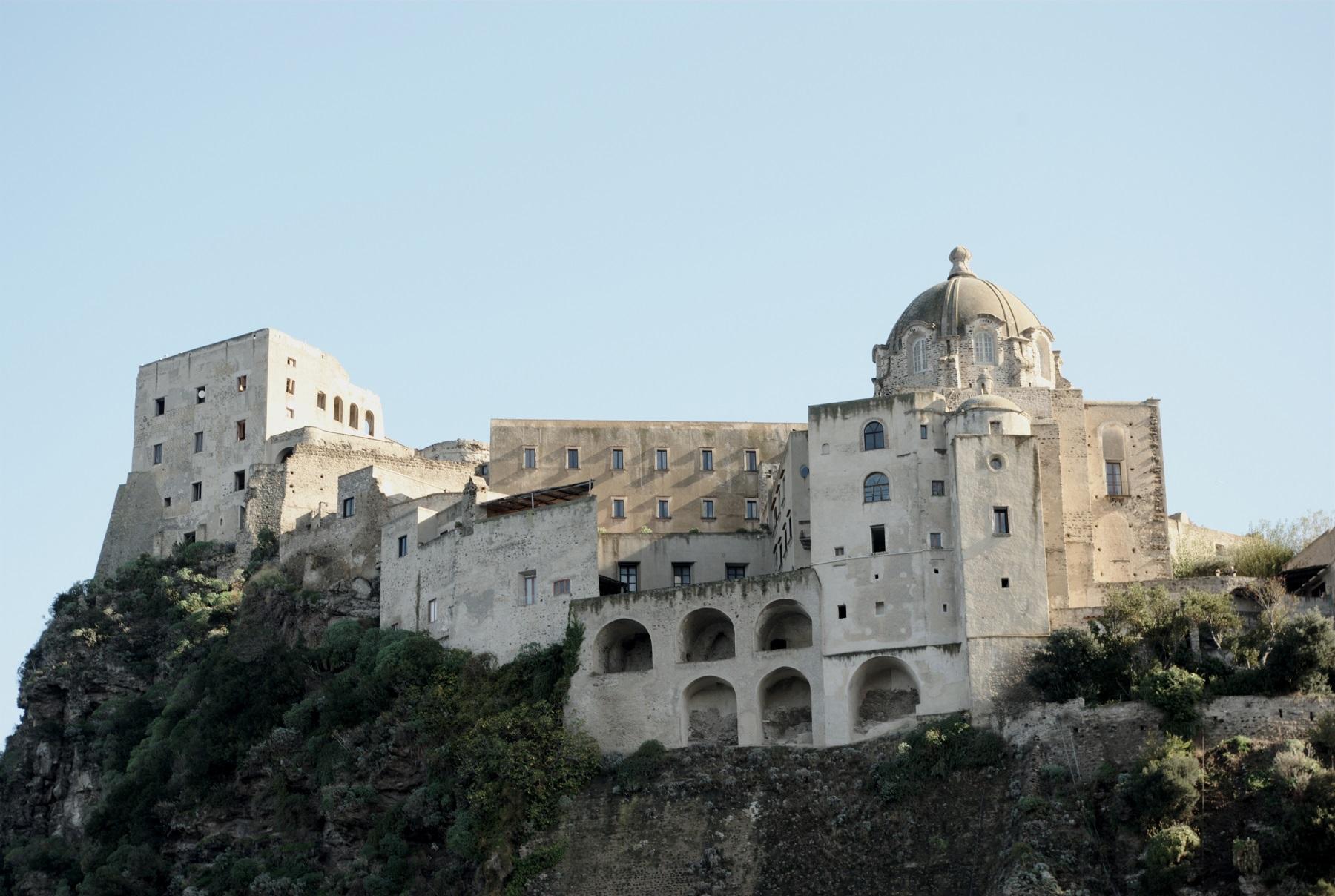 Castello Aragonese - Mete Ischia