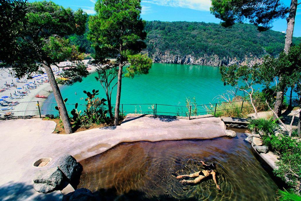 Parco Termale Negombo - Info Ischia