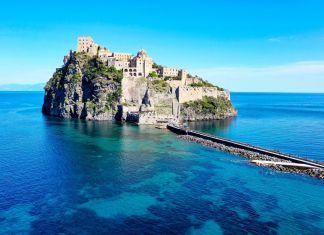 Castello Aragonese Ischia - foto maggio 2020