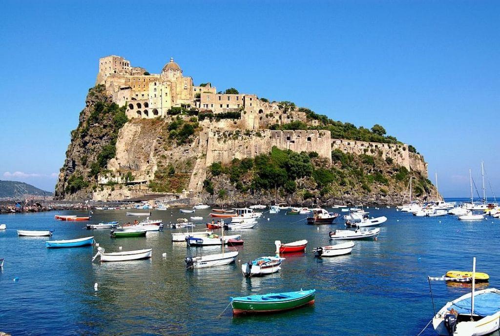 Giro dell'isola in bus pomeridiano - Info Ischia