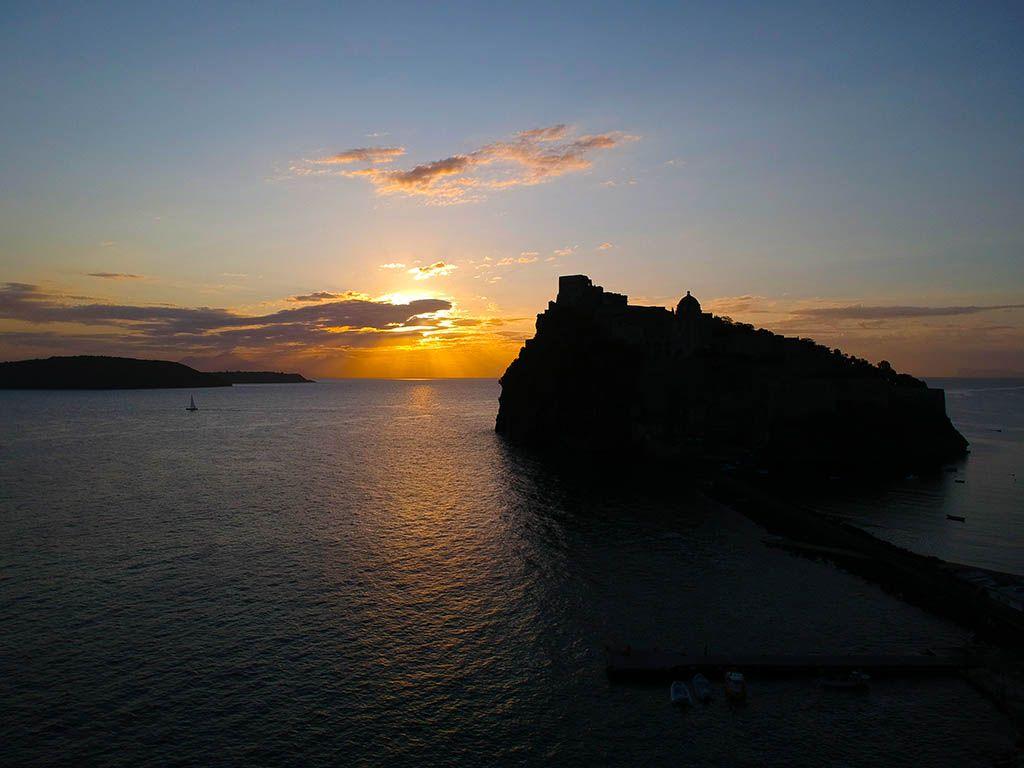 Ischia Vacanze Castello Aragonese