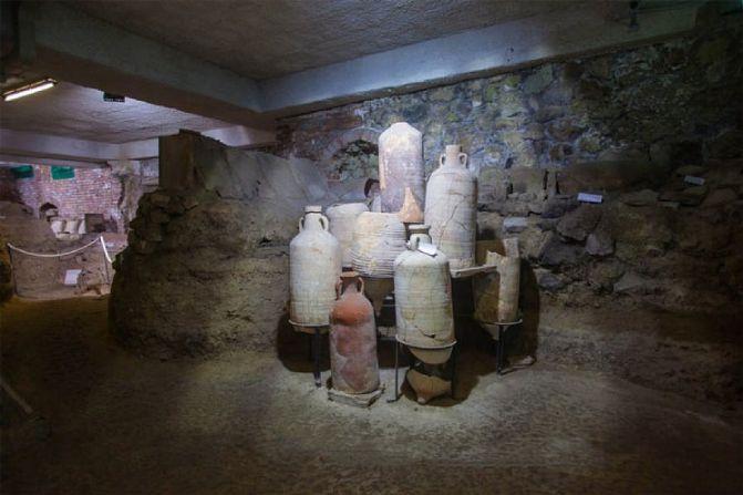scavi di santa restituita