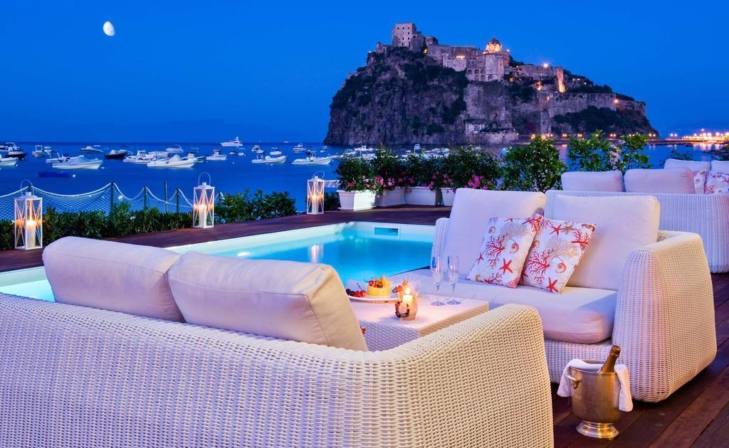 hotel aperti a Ischia Novembre 2017 - Miramare e Castello