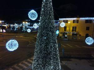 Dicembre a Ischia - Albero di Natale