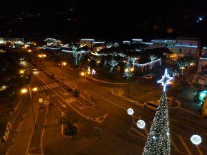 Dicembre a Ischia - Albero di Natale Casamicciola