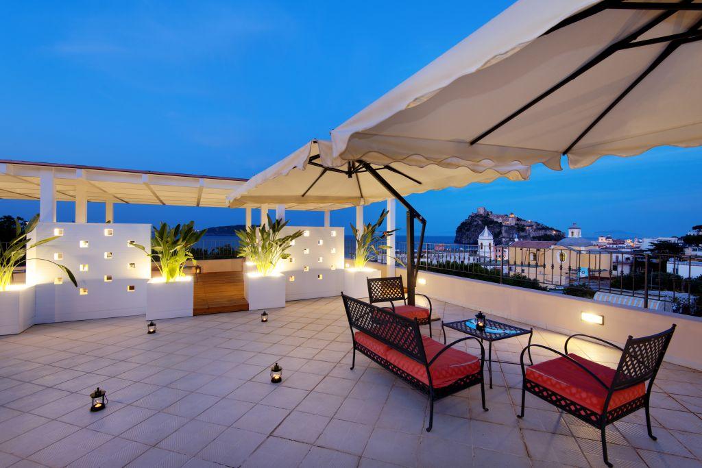 hotel aperti a Ischia Novembre 2017 - Villa Duruelli
