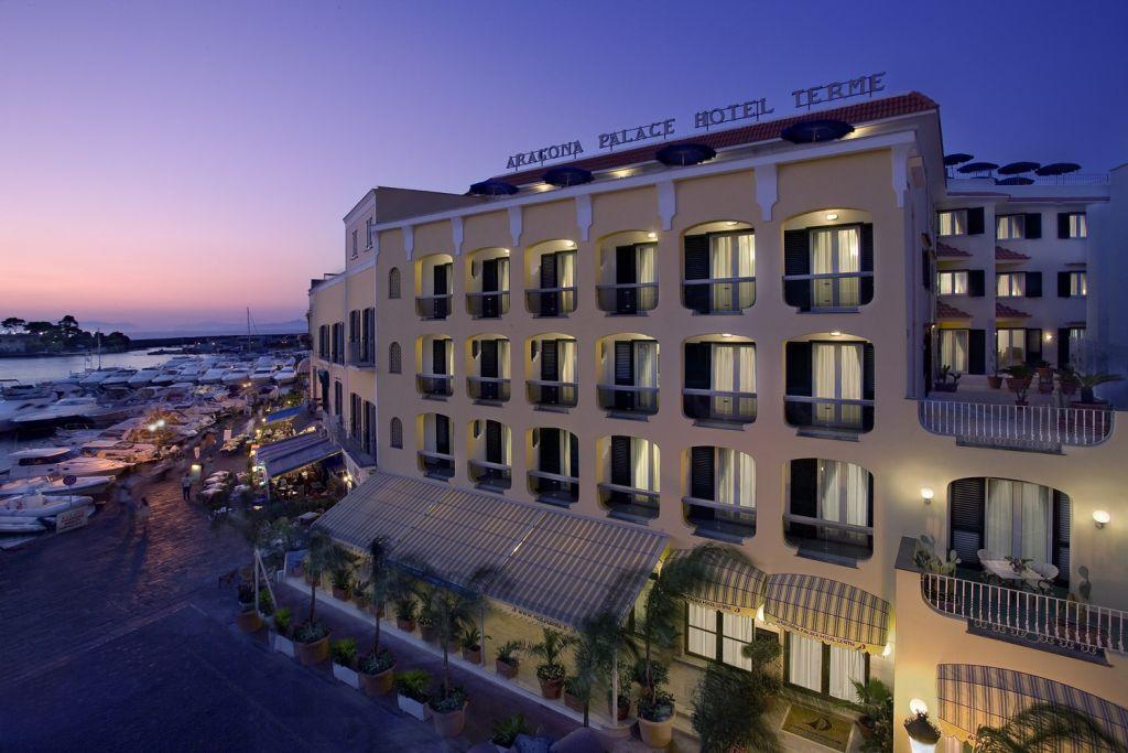 hotel aperti a Ischia Novembre 2017 - Aragona Palace