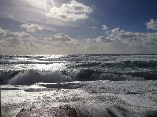 Inverno a Ischia - il Mare