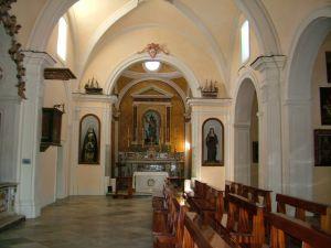 Chiesa del Soccorso - Interno