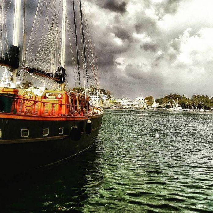 Ischia, Cattivo Tempo