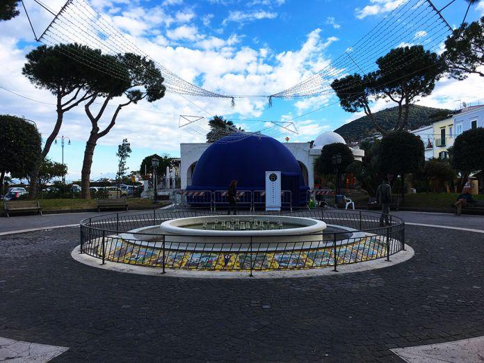 Natale a Casamicciola il Planetario