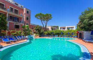 Piscina Hotel San Valentino - Hotel 4 Stelle Ischia