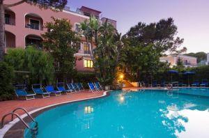 Piscina Esterna Hotel San Valentino - Hotel 4 Stelle Ischia