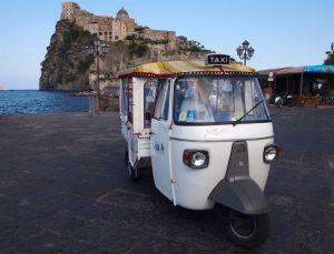 Taxi - Come Muoversi a Ischia