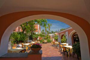 zona esterna Esterna Hotel San Valentino - Hotel 4 Stelle Ischia
