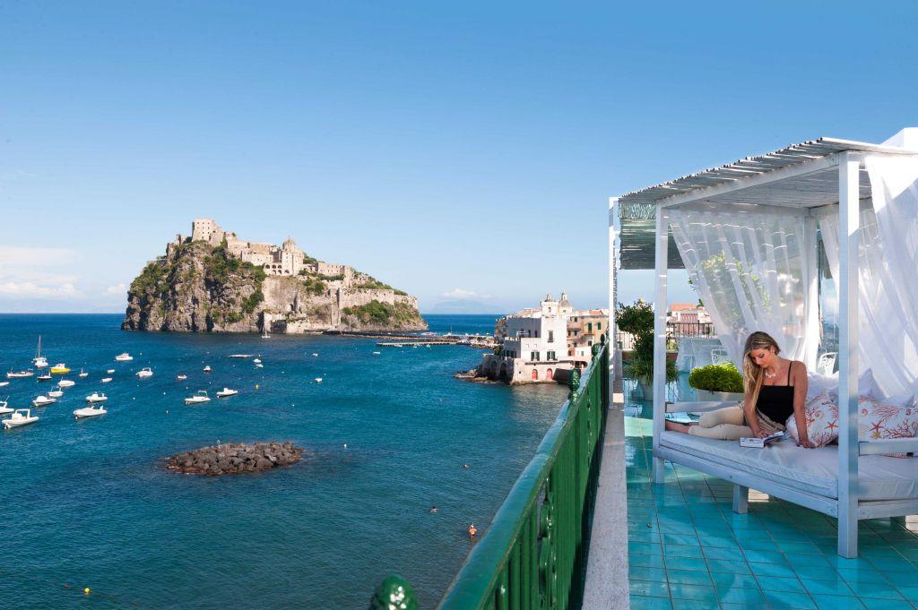 Offerte Ischia - hotel Miramare e Castello