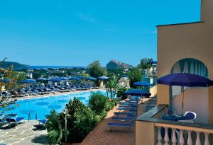 panorama hotel president ischia porto