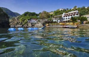 Aprile a Ischia - mare
