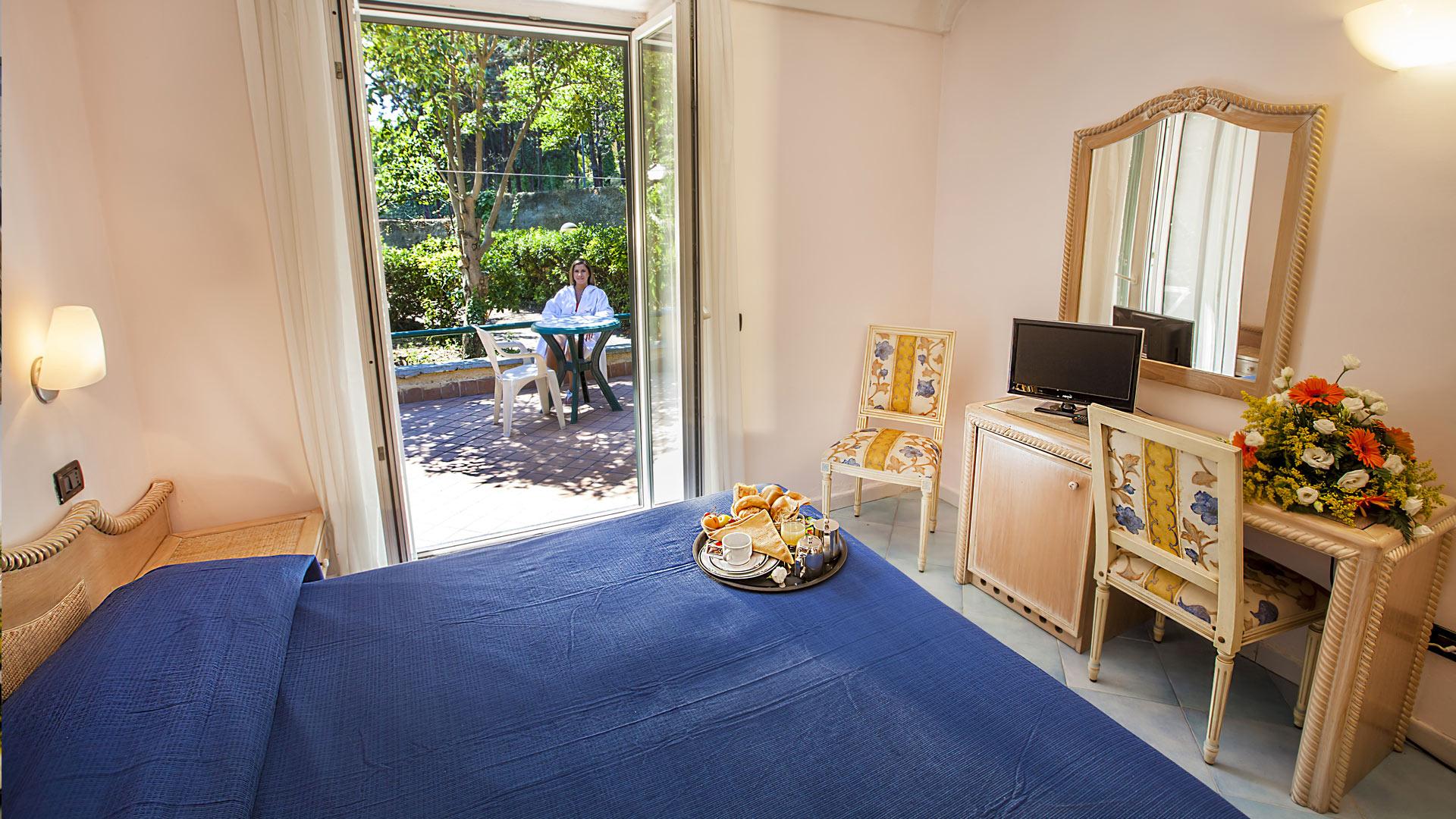 Camera Standard Hotel President - Hotel 4 Stelle Ischia