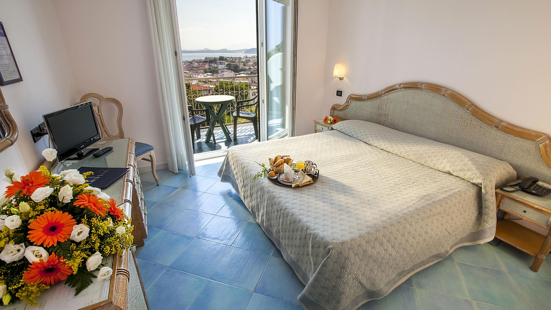Camere Sandard Vosta Mare - Hotel President - Hotel 4 Stelle Ischia