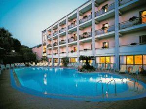 Marzo a Ischia - Grand Hotel Terme di Augusto