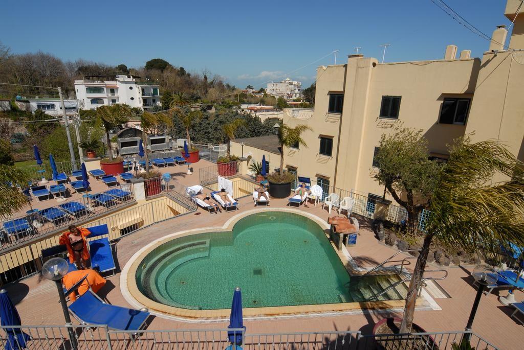 Piscina piccola Hotel President - Hotel 4 Stelle Ischia