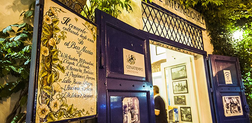 apreitivi Ischia - Bar Maria Caffè Internazionale