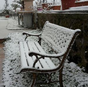 neve a Ischia