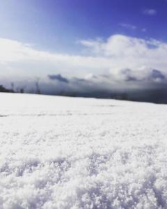 neve a ischia - uno spettacolo unico