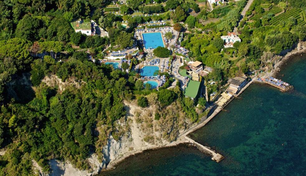 Parco Terme Castiglione Ischia
