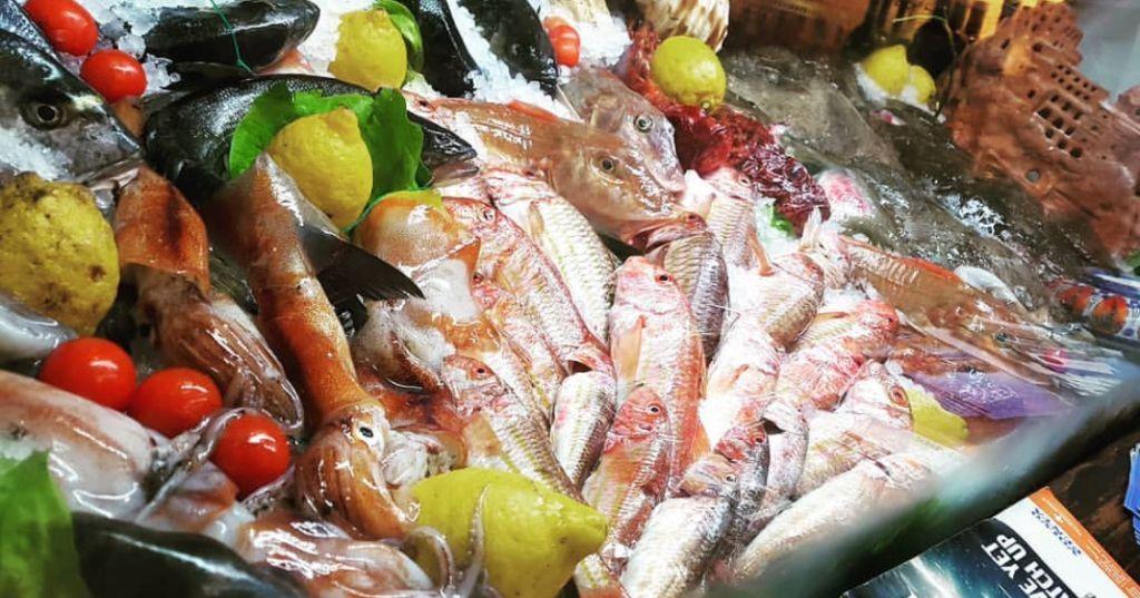 Pesce Fresco Un Attimo Divino Ischia