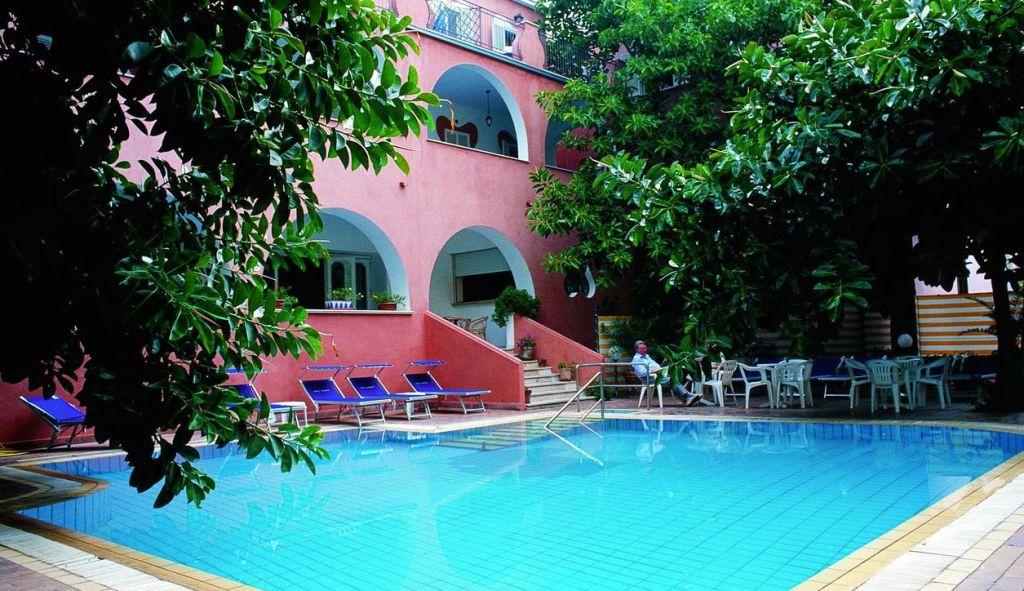 Hotel Terme Oriente Ischia