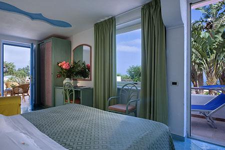 Camere Hotel Carlo Magno - Hotel 4 Stelle Ischia - InfoIschia