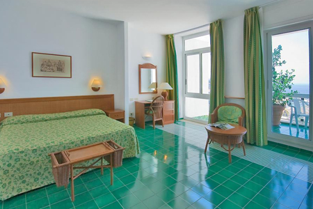 Camere Hotel Elma Park Terme - Hotel 4 Stelle Ischia - Info Ischia