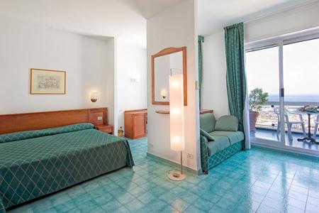 Camere Hotel Elma Park Terme - Hotel 4 Stelle Ischia - InfoIschia
