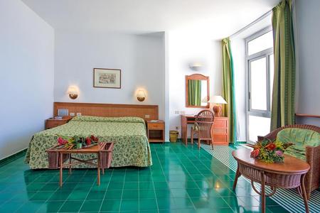 Camere Hotel Elma Park Terme Ischia - Hotel 4 Stelle Ischia - Info Ischia