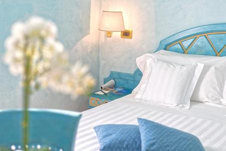 Camere Hotel Miramare e Castello - Hotel 5 Stelle Ischia - Info Ischia