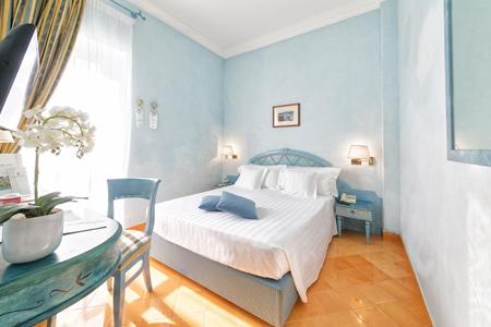 Camere Hotel Miramare e Castello - Hotel 5 Stelle Ischia - InfoIschia