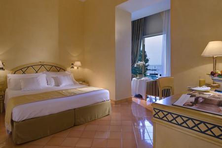 Camere Hotel Miramare e Castello Ischia - Hotel 5 Stelle Ischia - Info Ischia
