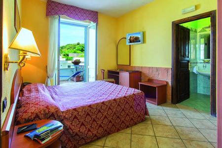 Camere Hotel Parco Dei Principi Ischia - Hotel 4 Stelle Ischia - Info Ischia