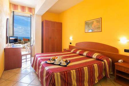 Camere Hotel Parco Dei Principi Ischia - Hotel 4 Stelle Ischia - InfoIschia