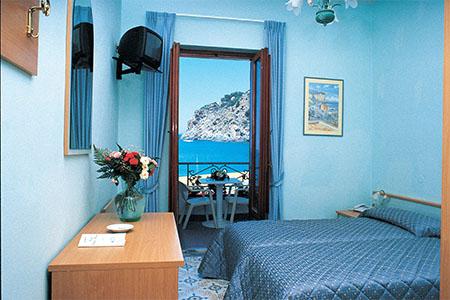 Camere - Hotel Santa Maria - Hotel 3 Stelle Forio - InfoIschia